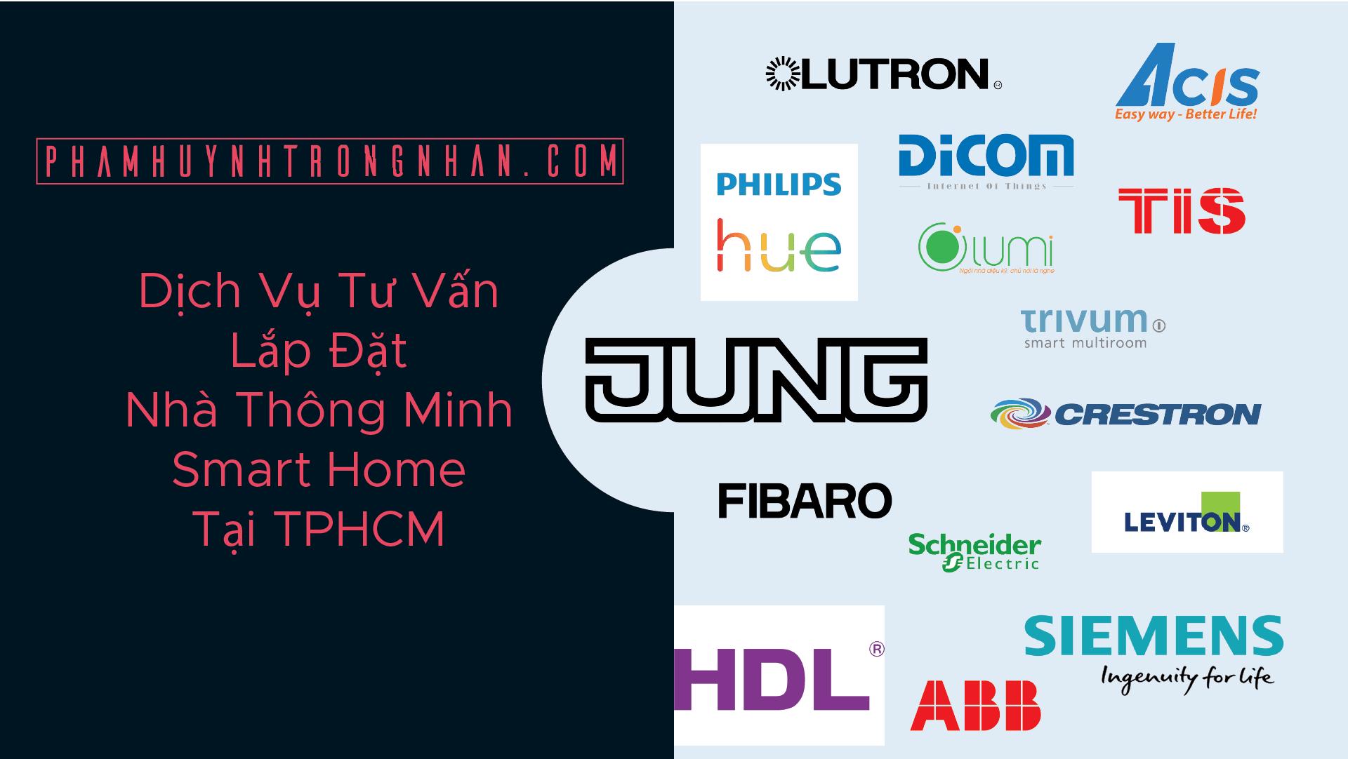 Các hãng nhà thông minh tại Việt Nam