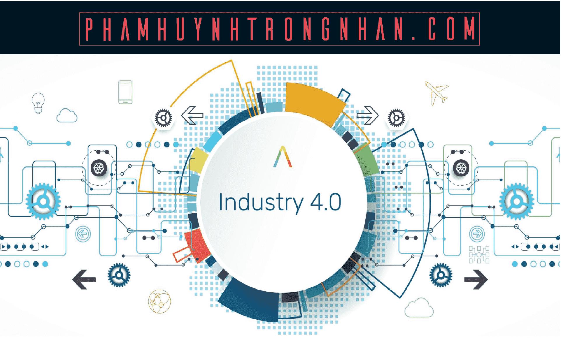 Công nghệ 4.0 nghĩa là gì - Ví dụ gồm những gì và nó thay đổi thế giới ra sao