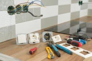 thay mới hệ thống nhà thông minh Smart Home