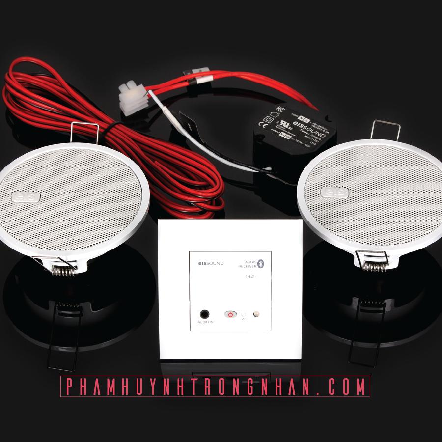 giải pháp âm thanh âm tường eissound - trắng