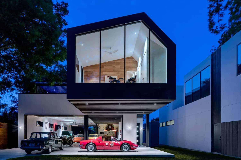 ngôi nhà hiện đại nhà thông minh Smart Home