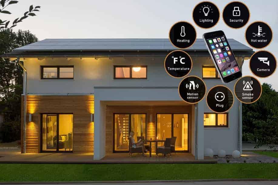 Cẩm nang A-Z về nhà thông minh Smarthome dành cho bạn.