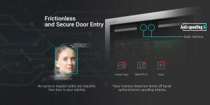chức năng nhận diện khuôn mặt của hệ thống chuông cửa có hình trong nhà thông minh